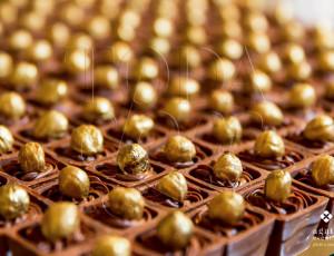 Copinho de Chocolate com Nutella