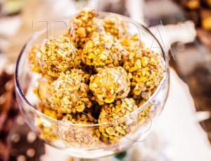 Ouriço de pistache